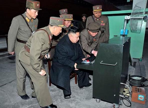 中國與北韓被指是東亞的網路間諜活動代表國家。