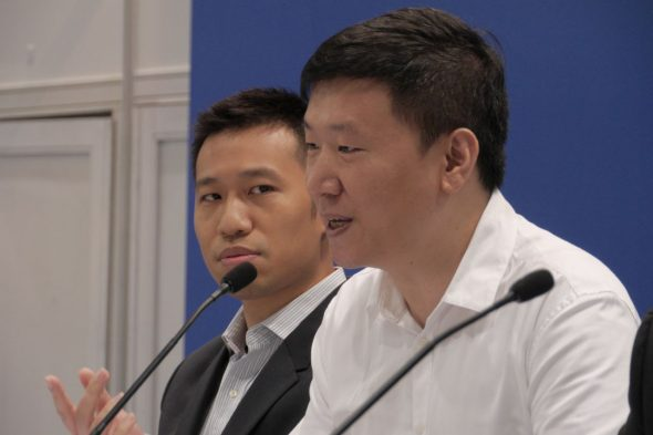 Asiapay 資訊科技總監吳浩華表示,每年透過手機購物的交易額都在提升。