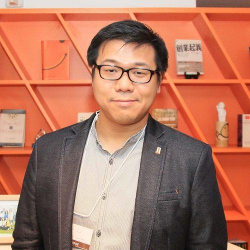 Innopage 創辦人 Keith Li