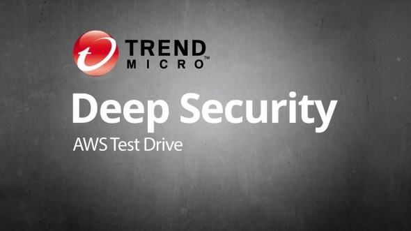 Trend Micro 在 AWS 平台提供 Deep Security as-a-Service 按需服務予亞太區用戶。