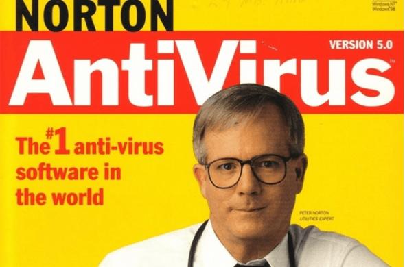身穿白衣的「諾頓醫生」的形象深刻,但傳統防毒概念已不合時宜。