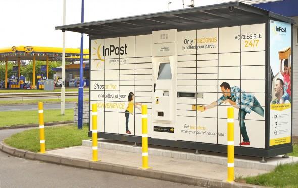 InPost 包裹儲物櫃已在全球 19 個國家提供 24 × 7 貨品交收服務。