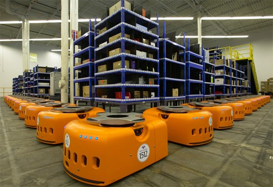 Amazon 將於 2014 年底前將機械人的數目增加至 10,000