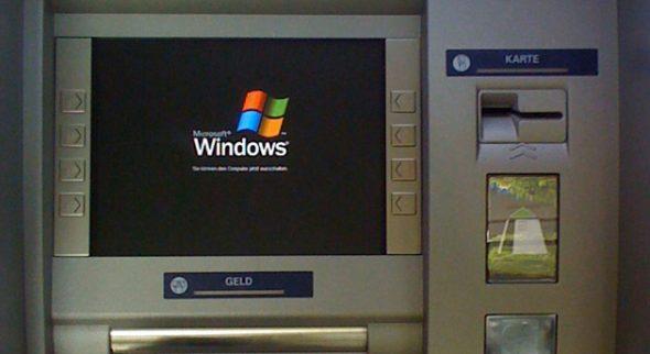嵌入式 Windows XP 專業版,正式終止支援服務日期是 2016 年 12 月 31 日。