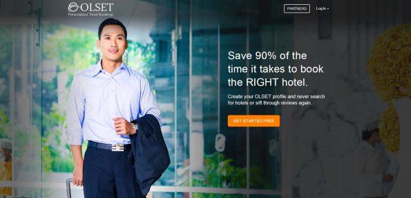 OLSET 為商務顧客提供度身訂做的旅程