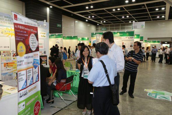 貿發局在今明兩日(5 月 2 至 3 日)在香港會議展覽中心舉行第 6 屆「創業日」。