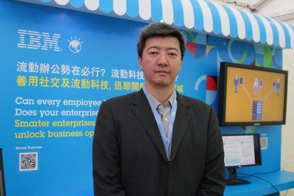 IBM 香港軟件品牌市場經理鄺俊仁指出,舊式收視調查不但令分析變得不準確,也減低 TVB 爭取廣告銷售的可能性。