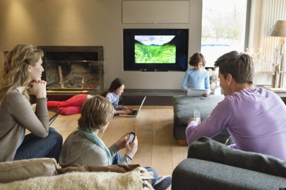 Multi-screen-viewing