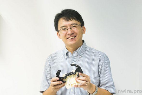 賴偉超博士表示希望在過程中讓學生思考,如何用現代科技改善生活,3D 打印只是一種工具去實踐概念。