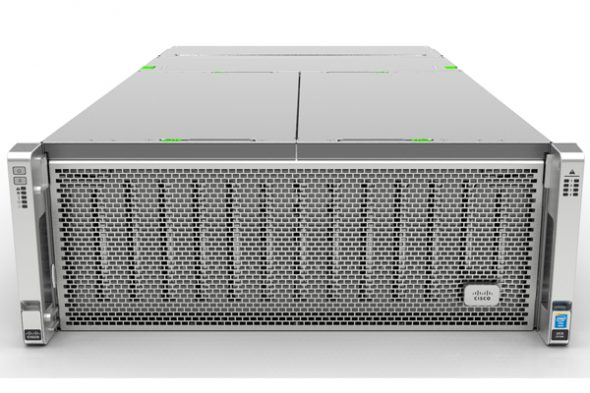 Cisco UCS C3160 Rack Server