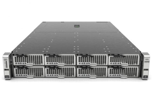 Cisco UCS M-Series Modular Servers