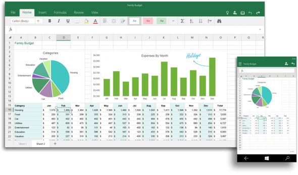 universal-office-excel