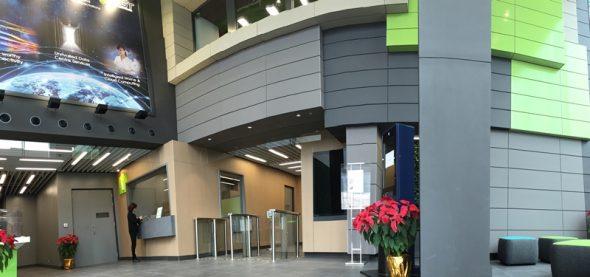 TGT TKO Data Centre Ground Floor