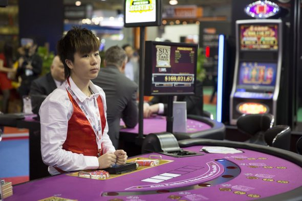 Inside The G2E Asia Global Gaming Expo