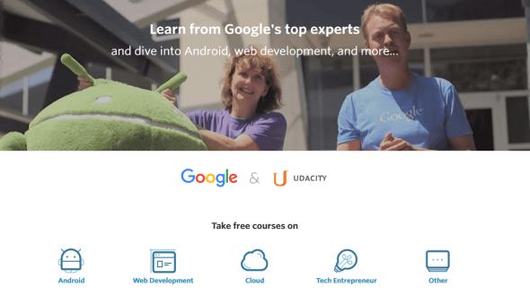 google-udacity