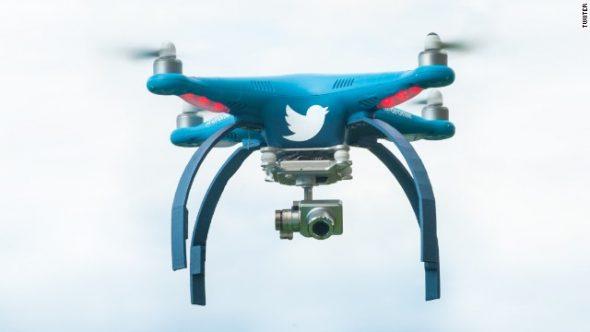 Twitter Drone
