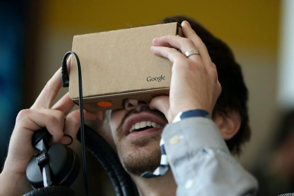google-vr-cardboard