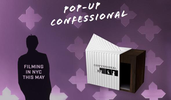 confessional-robot