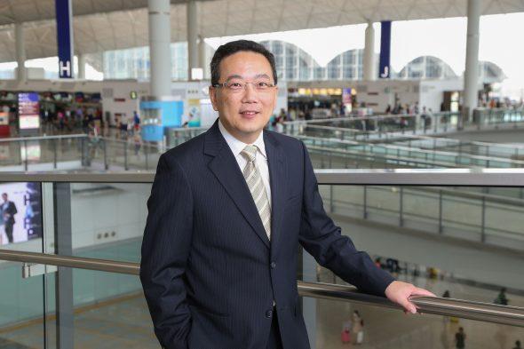 HKAA CIO Andy Bien