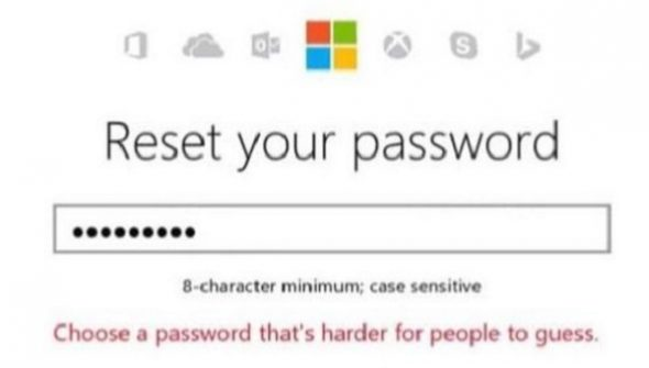password-ban
