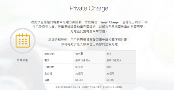 Private Charge