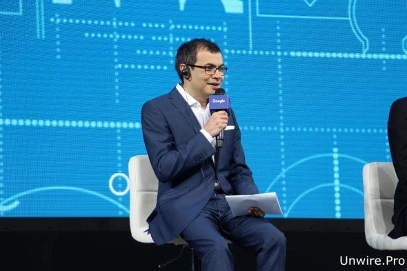 DeepMind 的聯合創始人兼 CEO Demis Hassabis