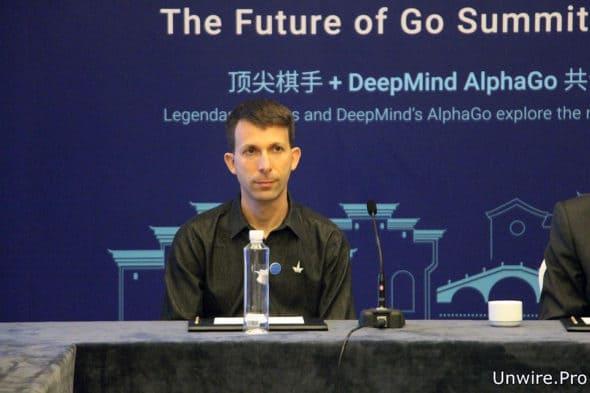 DeepMind 研究科學家兼 AlphaGo 團隊負責人 David Silver