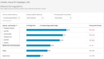 WebsiteDemographics_LinkedIn