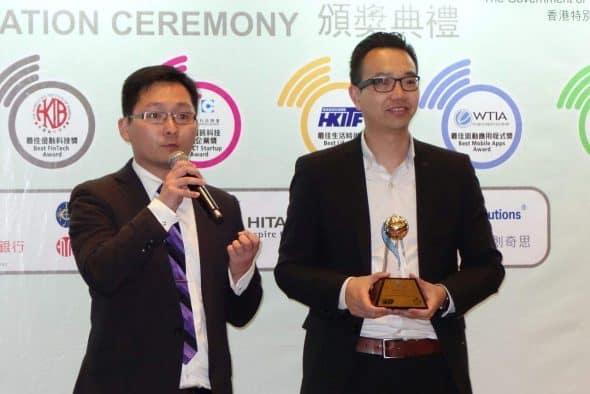 浸信會天虹小學校長朱子穎(右)表示,施政報告在創科教育方面無甚驚喜。