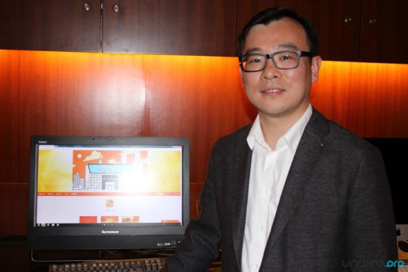 Rex Ching, Head of Technical Engineering, TVB Limited