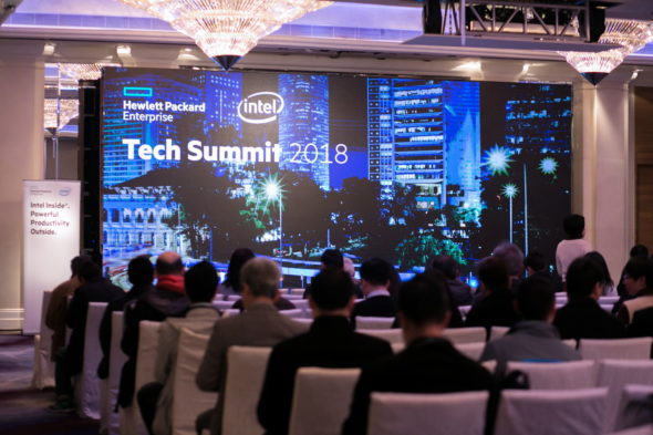 HEP Tech Summit 2018