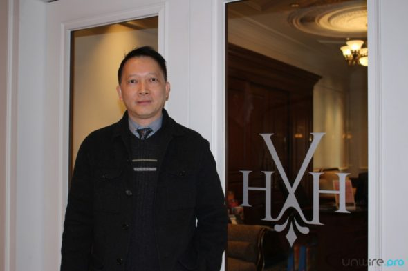 澳門勵駿創建有限公司集團資訊科技總監李明遜(Steven Lei)