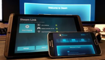Steam Link app review main