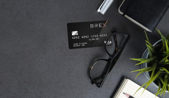 为新创公司提供信用卡服务Brex 获5700 万美元融资
