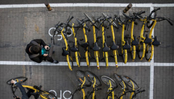 Bike Shares Power Beijing's Bicycle Revival