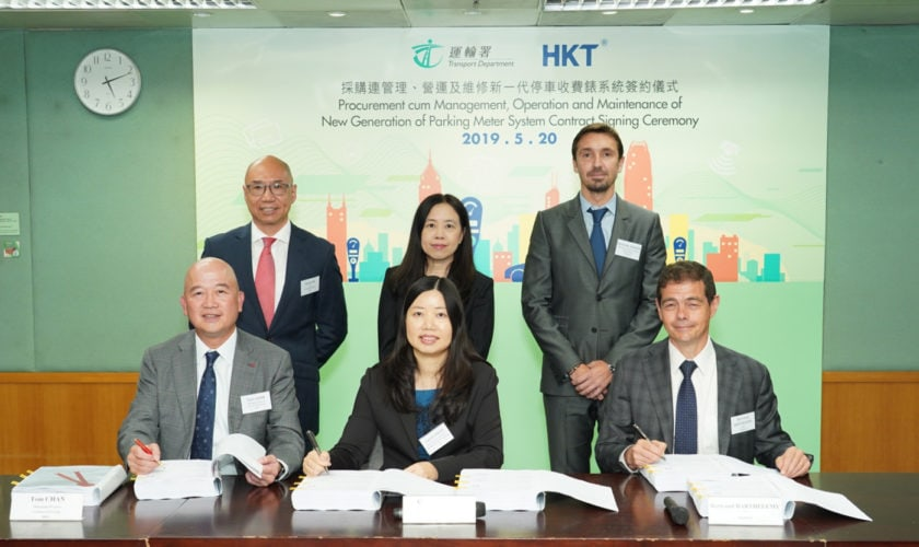20190520p HKT Parking Meter System