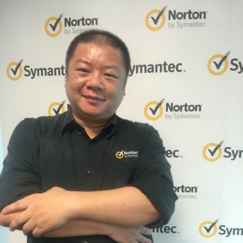 Kurt Wang, Senior Sales Engineer, Greater China Region Consumer Business, Norton by Symantec