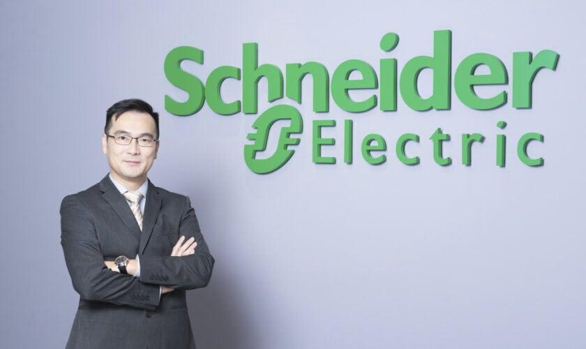 Alan Wong_Schneider Electric