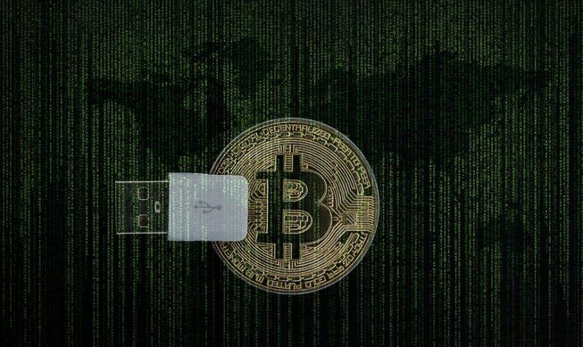 cryptocurrency-money-bitcoin-matrix